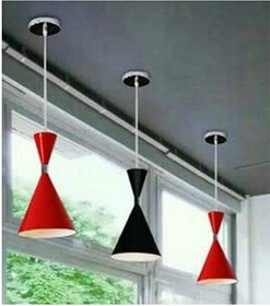 Single head three restaurants creative personality living room lights LED lamp coffee bar lamp chandelier bar<br><br>Aliexpress