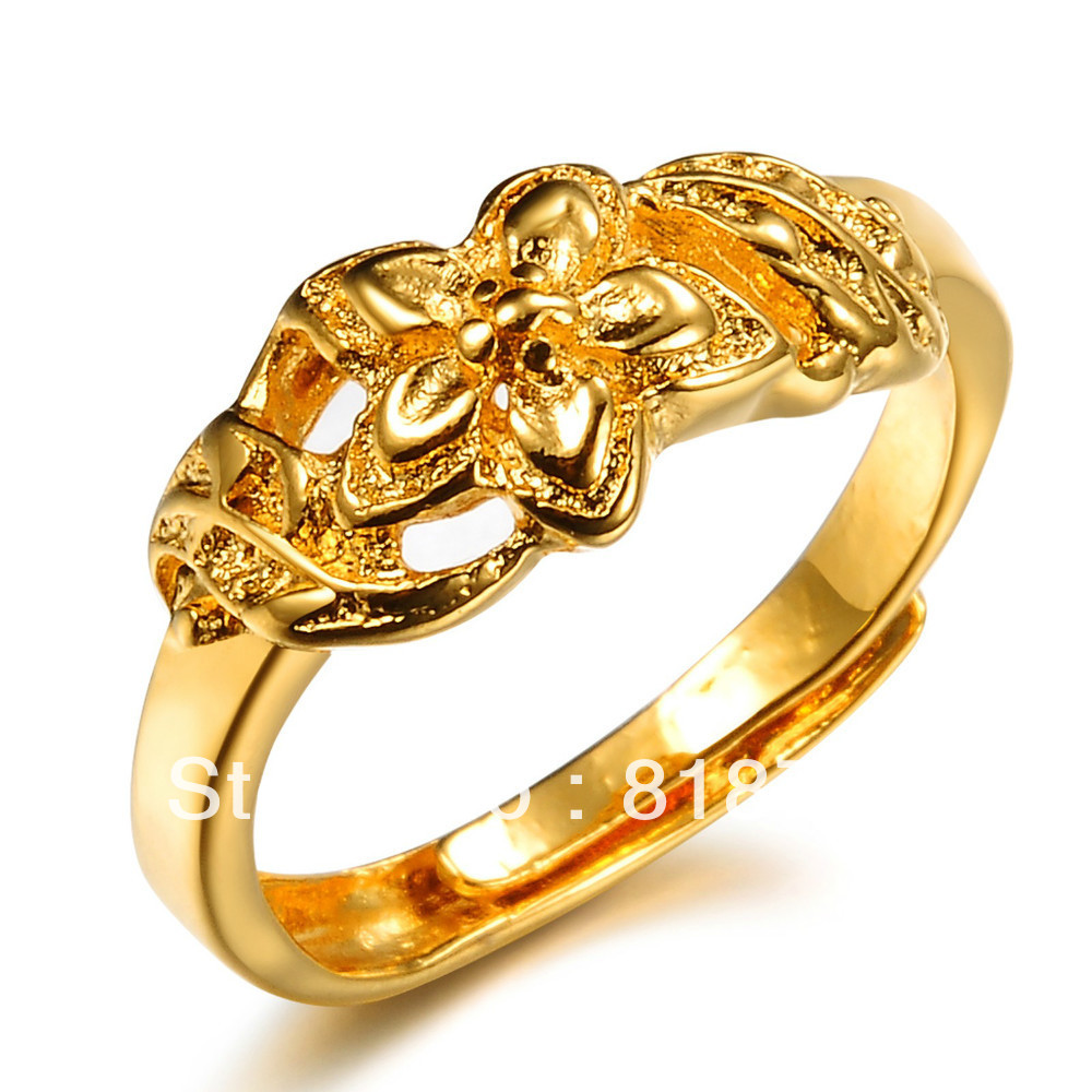 unique design gold rings jewellery fashion engagement