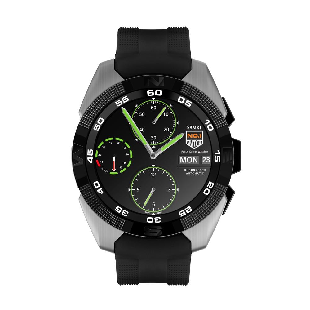 DT No.1 G5 Smart Watch MTK2502C+ Bluetooth Smartwatch ...
