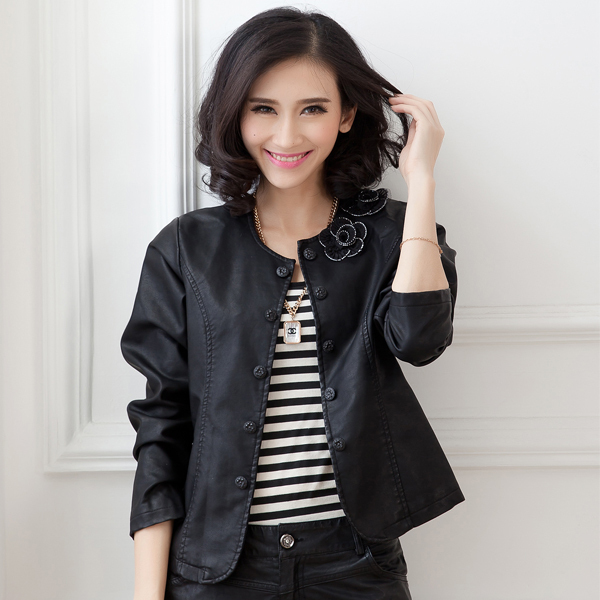 Женская одежда из кожи и замши Brand New l/4xl Women Leather Jackets мужская ветровка brand new l 4xl 100