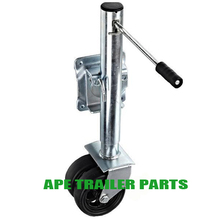 "10"" Quality Trailer Jack, Trailer Double Wheel Jack 1,500lbs capacity(China (Mainland))"