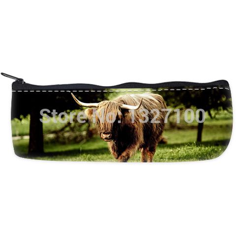 Cow Pencil Case Hot Sale Cow Custom Pencil