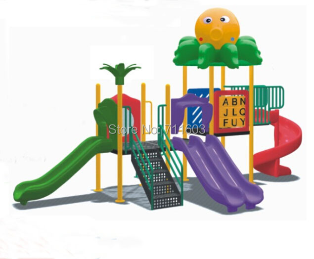 Large Outdoor Toys : Outdoor large slide small child toys jm