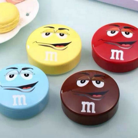 Universal Cute chocolate M beans Power Bank Portable Charger Mobile Power Supply for iphone 5 6 5s samsung S5 S4 Huawei HTC LG(China (Mainland))