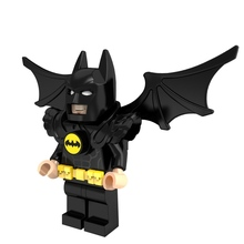Buy 20 Pcs/lot Batman Big Wing DC Super Heroes Wholesale Justice League Educational Building Blocks Toys Children PG 181 for $14.25 in AliExpress store