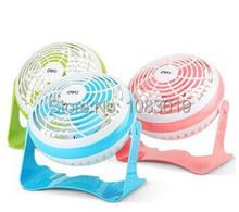 Профессиональный стол вентиляторы охлаждение современный потолочные вентиляторы mini успокоить москит младенцы сон USB электрическая 360 вращающийся 3684