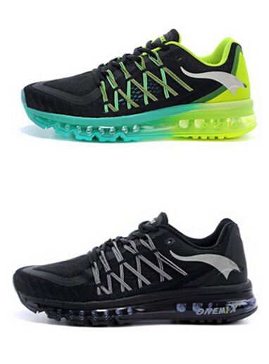 Latest new color max 2015 running shoes high quality sports shoes hot sale athletic shoes free shipping size 40-46(China (Mainland))