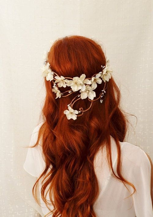 Red hair color cosplay wig free shipping synthetic hair wig free part synthetic cheap wigs cosplay for white women(China (Mainland))
