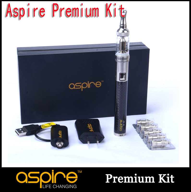 100% aspire premium kit electronic cigarette kits aspire premium starter kit Nautilus mini aspire nautilus premium kit 2ml 1pcYY<br><br>Aliexpress