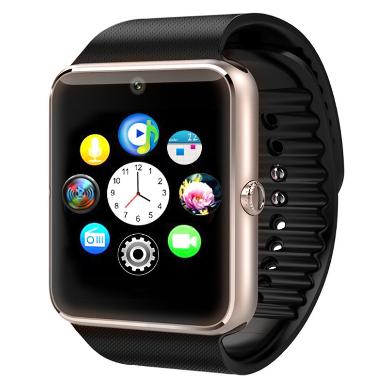 New Smart Watch GT08 For Andriod Mobile Phone Bluetooth Watch with SIM Card Watch for iPhone Samsung Wearable Device Phone(China (Mainland))