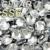 SS6 1440pcs/Bag Clear Crystal DMC HotFix FlatBack Rhinestones glass strass,DIY heat iron hot fix glass crystals stones glitters