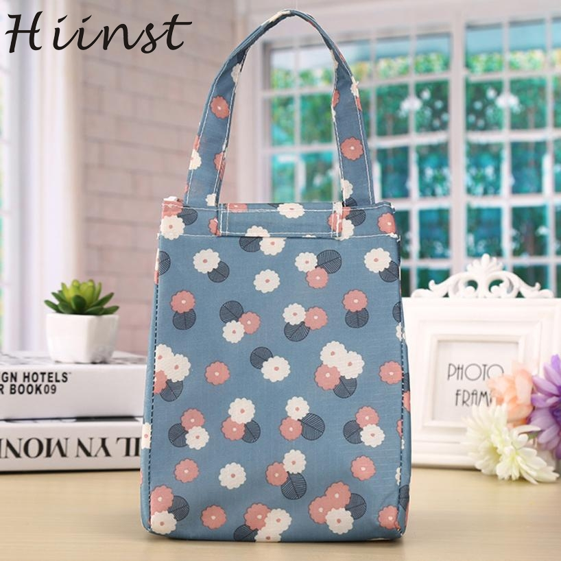 Portable Insulated Thermal Cooler Lunch Box Tote Storage Bag Picnic Container New Hot Sell 7Spr27(China (Mainland))