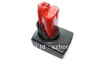 Power tool battery for Bosch 10.8V /12V  Li-Ion 3.0 Ah BAT411 BAT412  BAT413A GDR 10.8 V-LI ,GLI 10.8 V-LI  High Capacity