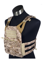 AOR1 Camo 500D Mil Spec Military JPC Plate Carrier Combat Molle Tactical Vest Army Military Combat Vests Gear Carrier(China (Mainland))