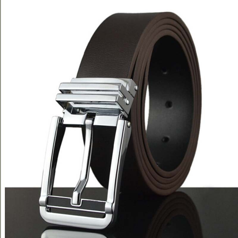 cinto masculino 2015 new summer style designer belts men high quality fashion genuine leather luxury belt for men metal buckle(China (Mainland))