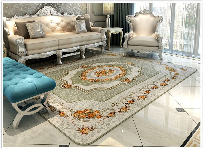 large size high quality modern rugs rugs and carpets for living living room floor rose. Black Bedroom Furniture Sets. Home Design Ideas