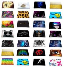 Flowers Pattern Fashion Women Mousepad Gaming Laser Mouse Pad 2015 Computer Accessories Optical Mice Mat Free Shipping(China (Mainland))