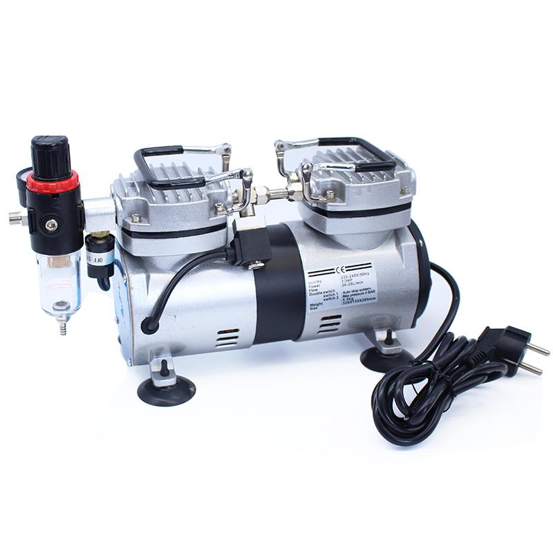 Buy high quality 110v or 220v dual motor for Air compressor pump and motor