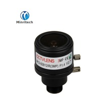 Buy 3.0Megpixel Fixed Iris HD CCTV Camera Lens 2.8-12mm Varifocal IR HD Security Camera Lens Manual M12 Mount F1.4 for $10.00 in AliExpress store