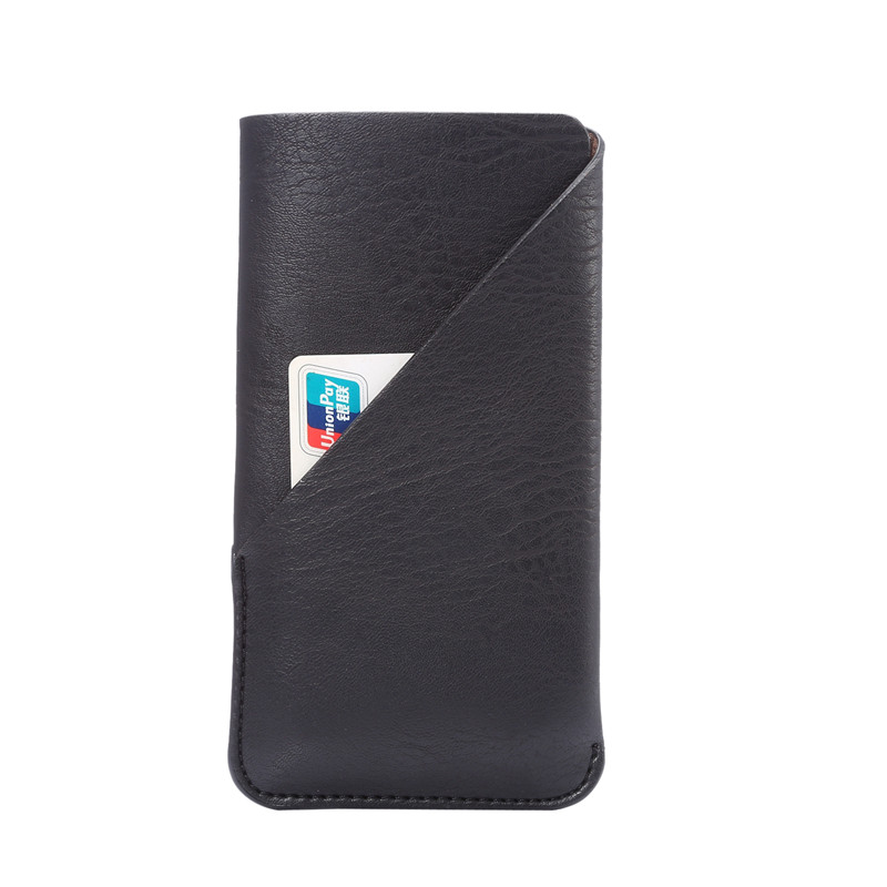 New Fashion Credit Card Holder Bag Leather Phone Case for Samsung G9287 Cases Cover Cell Phone Accessories 4 Colors