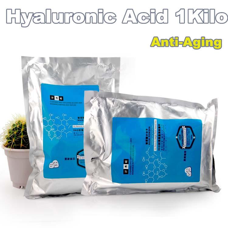 1 Kilo Agless máscara de ácido hialurônico Anti envelhecimento hidratante rejuvenescimento suave equipamento da beleza