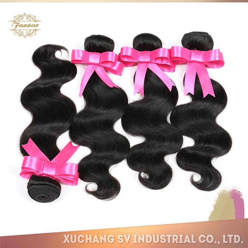 Mocha Hair Brazilian Body Wave Unprocessed Virgin Brizilian Hair Body Wave Cheap Brazilian Human Hair Weave Wavy Virgo Hair(China (Mainland))