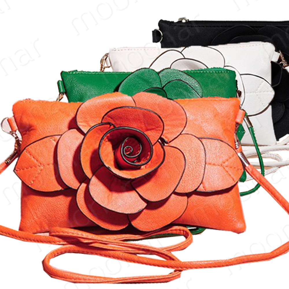 Женские сумочки с цветами