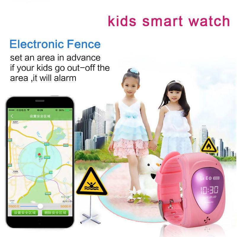 Kids Smart Watch Kid Boy Girl Safe Wristwatch JM09 GSM GPRS GPS Locator Tracker Smartwatch Child Guard support GSM/3G/4G Sim(China (Mainland))