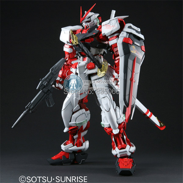 DABAN Gundam 1/60 Perfect Grade Astray Red Frame action figures robot scale models plastic model kits + Metal sword  -  R,Y boutique Toy Store store