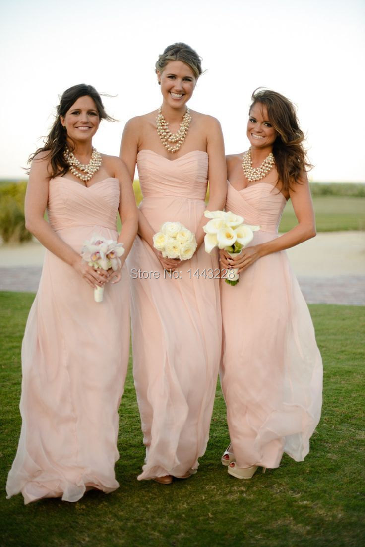 Bridesmaids dresses blush pink the best wedding photo blog bridesmaids dresses blush pink ombrellifo Images