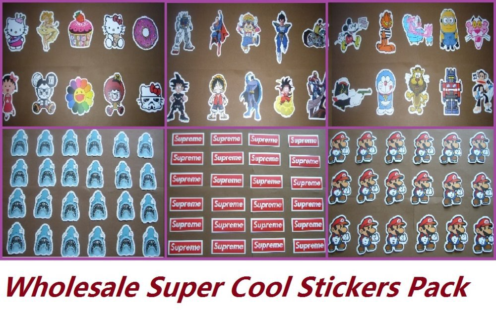 Wholesale Skateboard Stickers Wholesale Skateboard Sticker