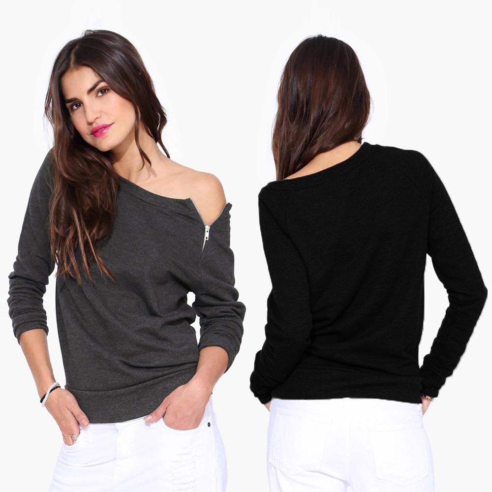 Black t shirt with zipper - Black T Shirt With Zipper 34
