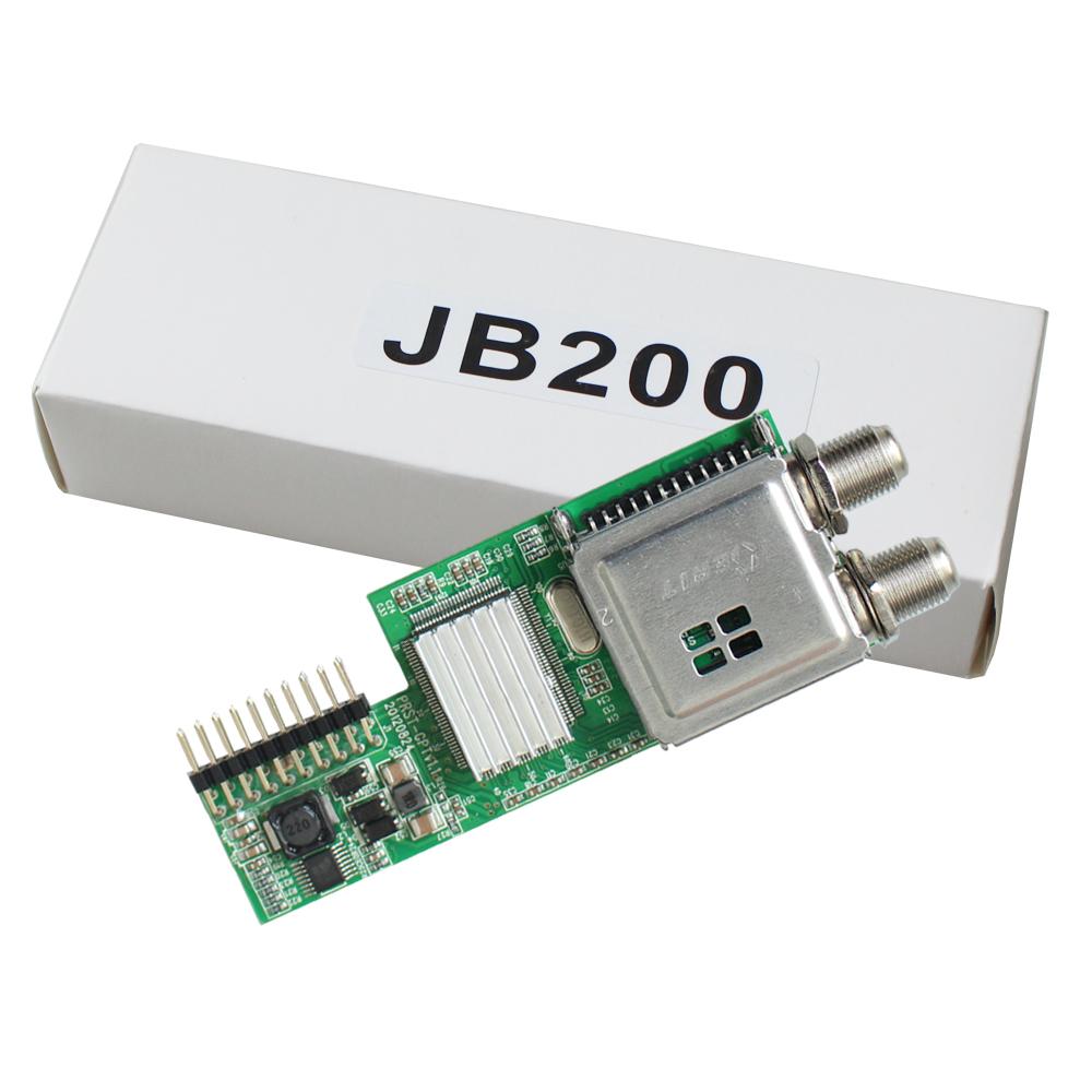 2pc/lot jynxbox JB200 module for Turbo 8PSK channels with jynxbox v3 receiver,JB-200 tuner for Jynxbox ultra hd V2<br><br>Aliexpress