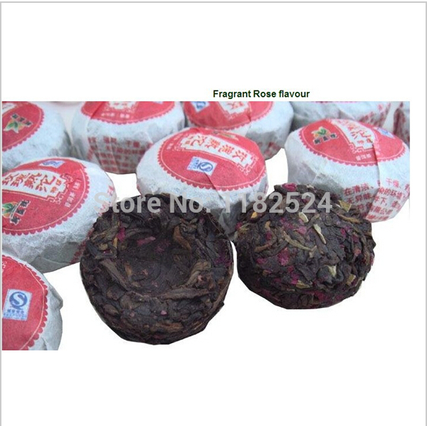 Super affordable 10 Kinds Different Flavors Pu er Pu erh tea Mini Yunnan Puer tea Chinese