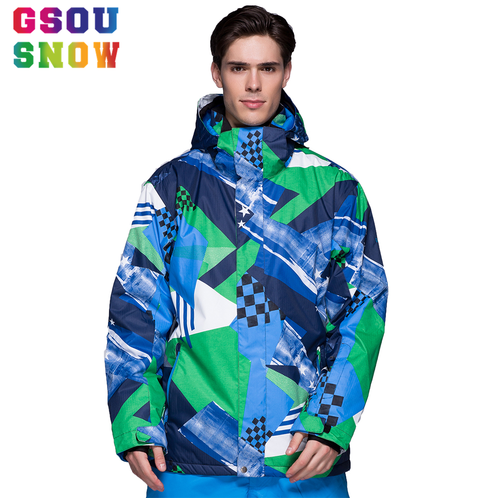 Colorful Ski Jackets Mens Promotion-Shop for Promotional Colorful ...
