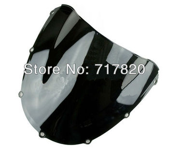 high quality motorcycle parts wind screen for KAWASAKI ZX-6R 636 03-04 free shipping by HK POST