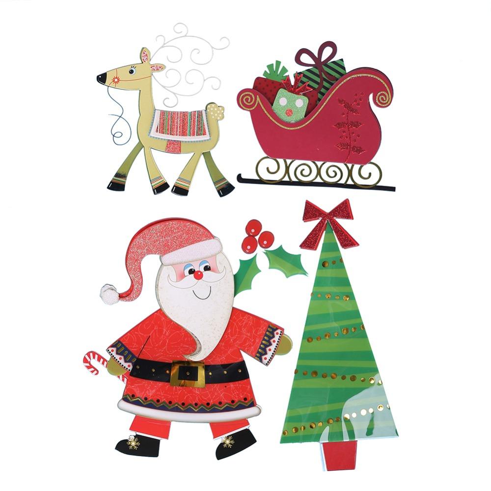 Christmas Wall Stickers Christmas Tree