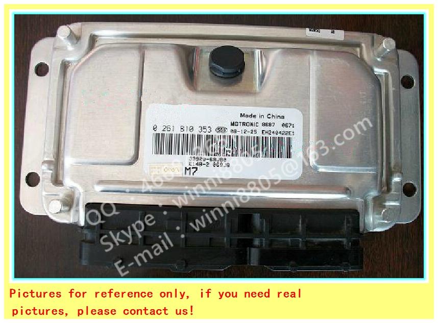 For Changhe Beidouxing K14B-2M7   Car  engine computer board / car pc / Engnine Control Unit (ECU) / 0261B10353 / 33920-069JB0<br><br>Aliexpress
