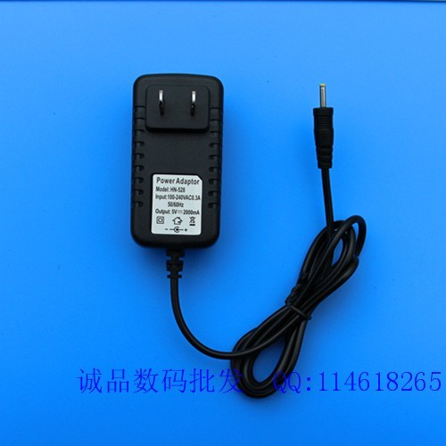 Flat tablet charger charger 5v 2a 2.5