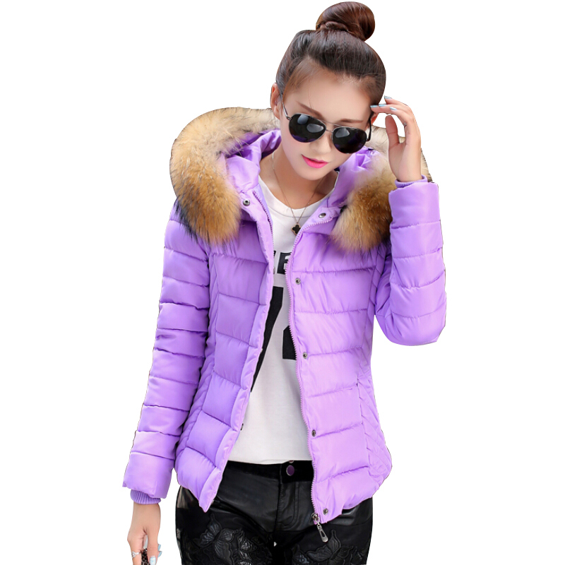 Новая Европейская Зимняя куртка для женщин