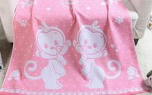 Bathing Accessories  The new Tong was gauze three layer towel towel blanket cotton baby children's lunch 62730(China (Mainland))