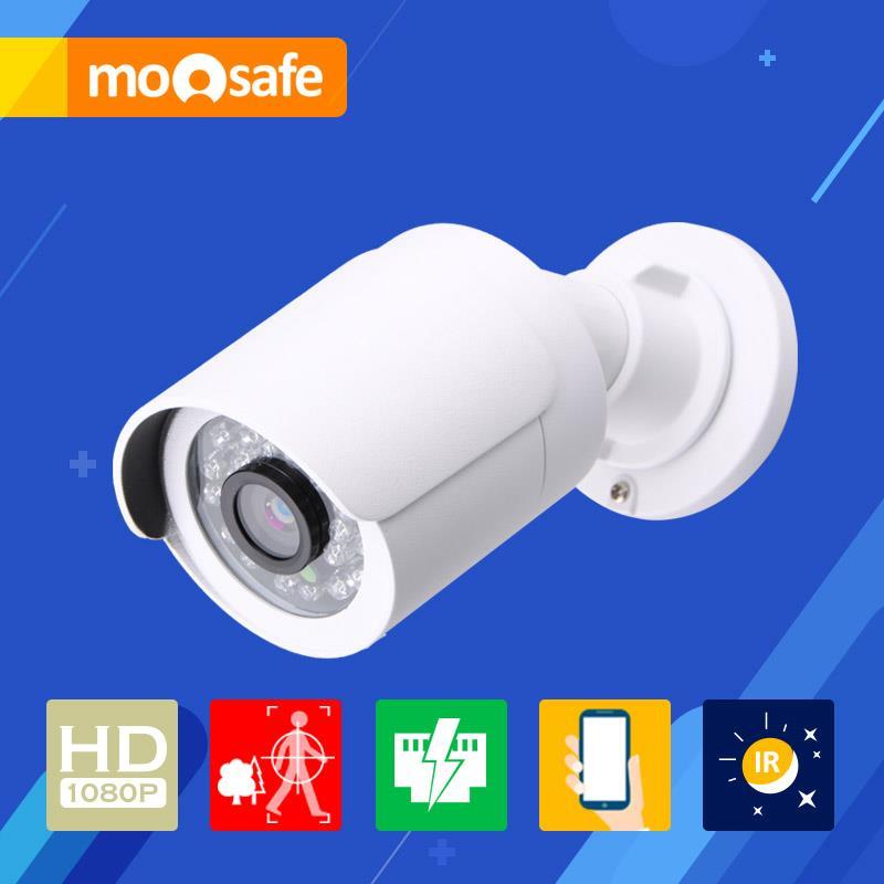 Mosafe 1MP 1280*720P Power Over Ethernet POE Video Camera IP66 Waterproof night vision Onvif Surveillance Camera(China (Mainland))