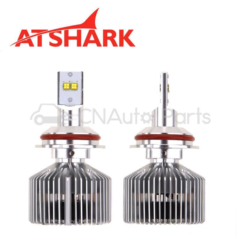 Фотография Atshark 90W 9000LM 9007 LED Headlight / Headlamp Conversion Kit
