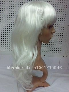 Adult Peggy Sue Blonde 50s 60s Costume Women Wig Costume Accessory,vogue long blonde curly women's health hair wig wigs