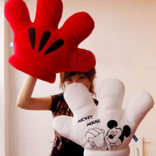 Compra Minnie Mouse guantes online al por mayor de China ...