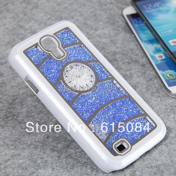 Colorful Bling Case Cover for Samsung Galaxy S4 I9500 20pcs/lot Free Shipping by air mail without retail package(China (Mainland))