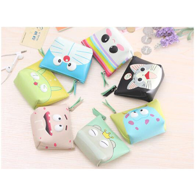Selling European and American fashion cute adorable eyes purse women water hand coin bag cartoon small bag free shipping<br><br>Aliexpress