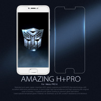 NILLKIN Amazing H+PRO Anti-Explosion Tempered Glass Screen Protector For Meizu Pro 6 Protective Film for Meizu Pro6 (5.2