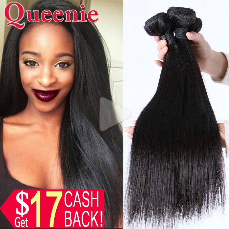 Malaysian Straight Hair 3 Bundles Malaysian Hair Malaysian Virgin Hair Straight Tissage Malaysian Peerless Virgin Hair