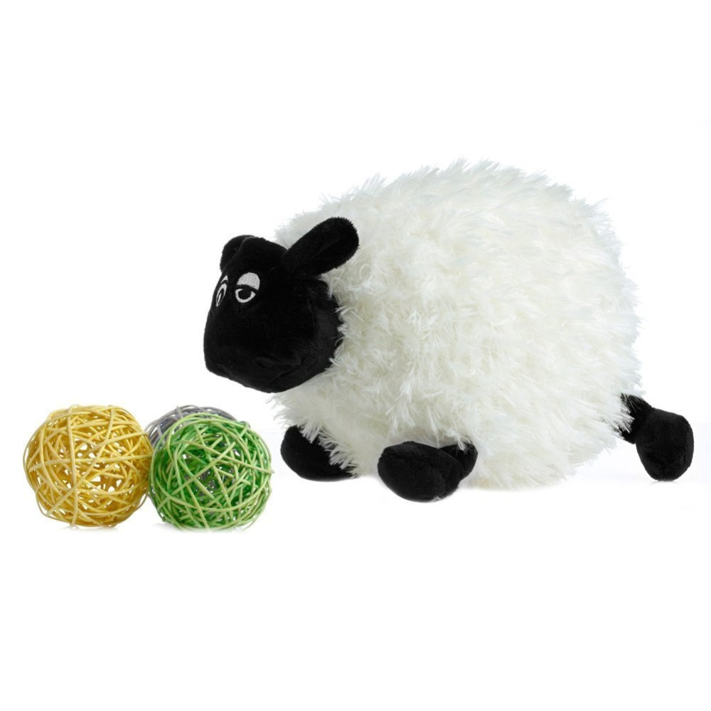 Stuffed Soft Plush Toy Cute Shaun Sheep Doll Toys for Children's Birthday Holiday Gifts Kids's lovely Toys Pillows(China (Mainland))